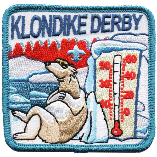 Image result for pa dutch council klondike derby patch